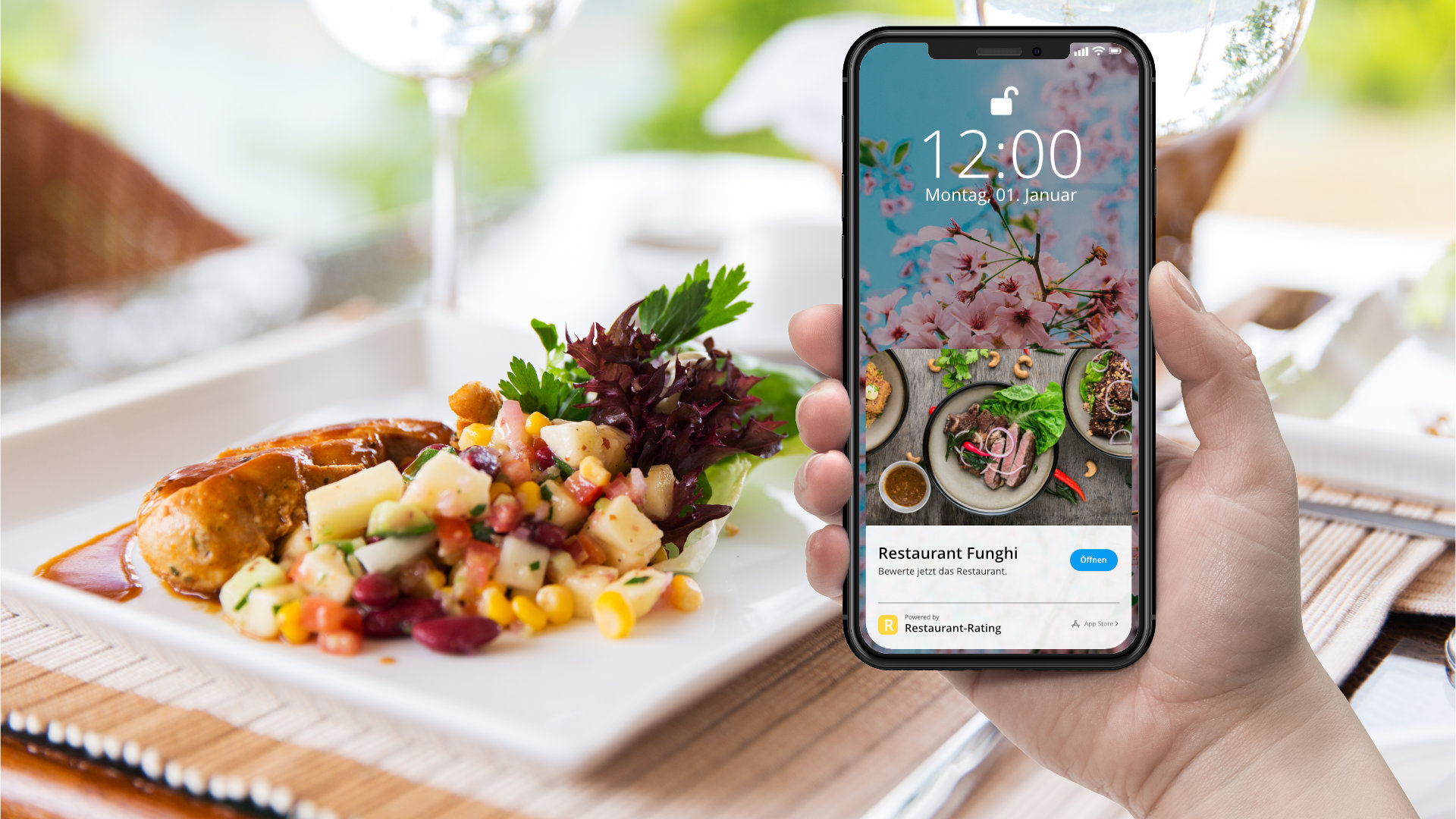 apple-app-clips-in-einem-restaurant